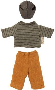 3- teilige Mäuse Kleidung (Maileg) PAPA - Hipster