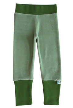 "Bio Nicki Leggings LULA  ""green"""