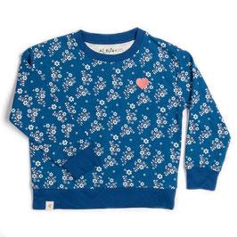 Sweat Pullover MYKONOS FLOWER GARDEN (Alba of Denmark)