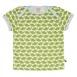 T-Shirt Wale GREEN (loud + proud) kurzarm