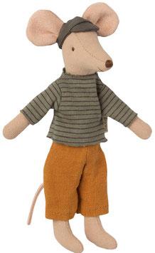 Mäusepapa (Maileg) Hipster