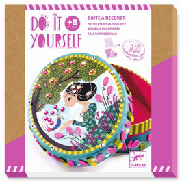 DIY Mosaik Box LITTLE SECRETS (DJECO)