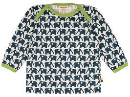 Langarmhirt Elefanten MARINE (loud + proud)