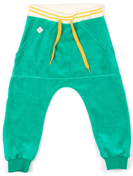 Jogginhose Nicki MASON Pepper Green  (Alba Baby)