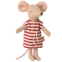 Große Mäuseschwester in der Streichholzschachtel (Maileg)