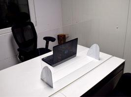 Tröpf.schutz Schreibtisch ECO
