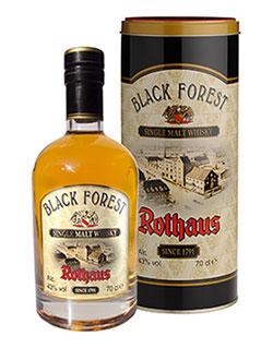 Rothaus - Black Forest - Single Malt Whisky 2018 – 43 %