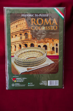 Colosseo puzzle 3D
