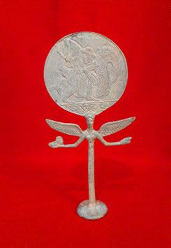 Specchio etrusco Minerva