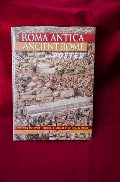 Poster Roma antica