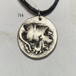 Ciondolo Minerva