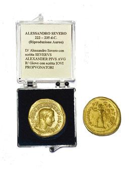 Aureo Alessandro Severo 222 - 235 d.C.