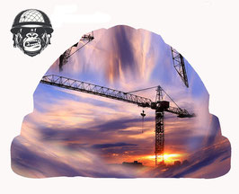 SUNSET CRANES - NEW DESIGN