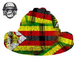 ZIMBABWE FLAG - NEW DESIGN