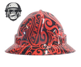 TRIBAL RED  WIDE