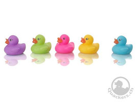 Mini Ducks Color 5er Set