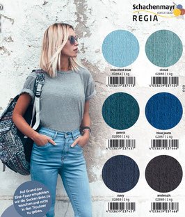 "Regia Cotton ""Denim"""
