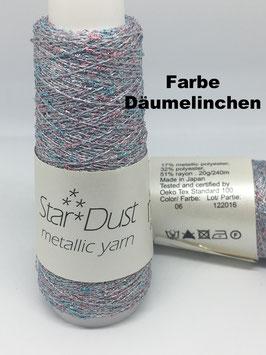 Stardust Lurexgarn,  20 g