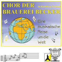 """CD """"Eine musikalische Reise um die Welt"""""""