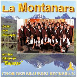 """CD """"La Montanara"""""""