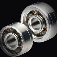 ZPI Sic Bearings 5x11x4 / 3x8x4 mm