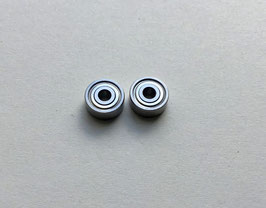 Performance Stainless Steel Bearings 3x10x4 / 3x10x4
