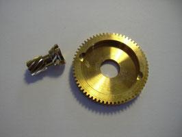 Ambassadeur Getriebe Upgrate Kit 6,3:1 Rechtsshand