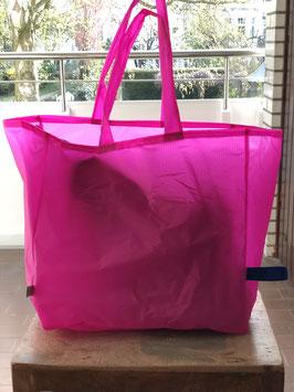 Einkaufstasche pink