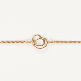 Bracelet Miro, Vermeil