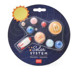 Gomme Sistema Solare