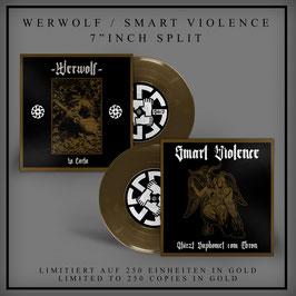 Smart Violence/ Werwolf- Stürzt Baphomet vom Thron/ La Carta EP
