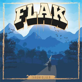 FLAK- Thronfolger Doppel LP