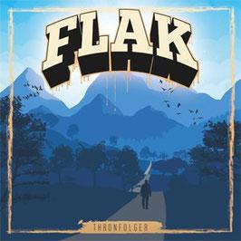 FLAK- Thronfolger Doppel LP