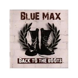 Blue Max- Back to the Boots Digipac