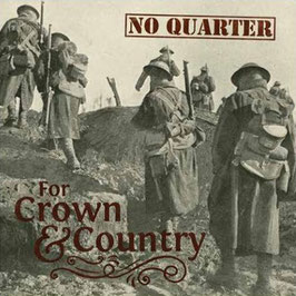 No Quarter- For Crown & Country CD