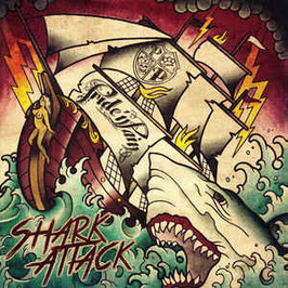 "Pride'n'Pain - Shark Attack ""CD"""