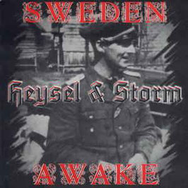 Heysel & Storm- Sweden Awake CD