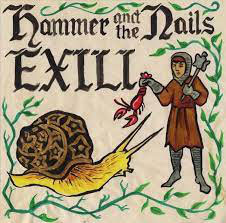 Hammer and the Nails/ Exili - Split MiniLP
