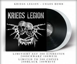 Kriegs Legion- Chaos Bomb LP