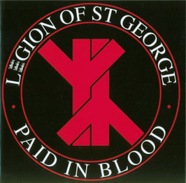 Legion of St. George- Obedient unto Death LP