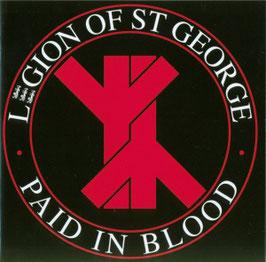 Legion of St. George- Obedient unto Death LP schwarz