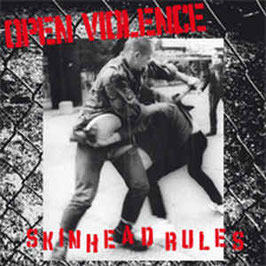 "Open Violence - Skinhead Rules ""CD"""