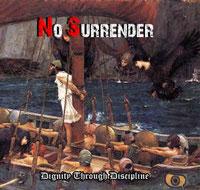 No Surrender- Dignity through Discipline CD