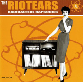 Riotears- Radioactive Rapsodies 10""