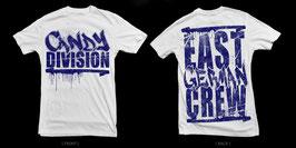 Candy Division- East German Crew (Blau)