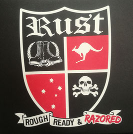 "Rust - Rough, Ready & Razored ""EP"""