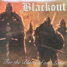 Blackout- For the Blood of our Land Doppel LP