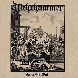 Wehrhammer- Jahre der Wut 4-CD-Box
