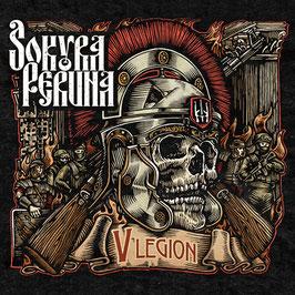 Sokyra Peruna- V Legion LP