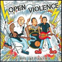 "Open Violence - Rock n Roll Blitzkrieg ""CD"""